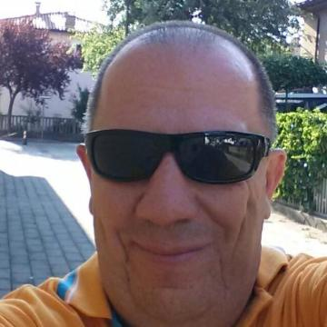 Mauro Baldussi, 53, Monfalcone, Italy