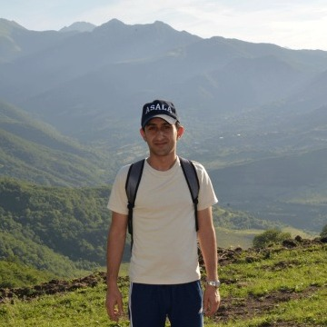 Vahagn Harutyunyan, 28, Yerevan, Armenia
