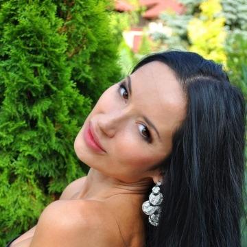 Tania Yeletskaya, 35, Moscow, Russia