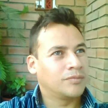Marcos Ramos, 40, Alcala De Henares, Spain