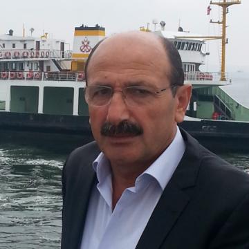 Aydin, 52, Istanbul, Turkey