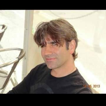 Antonello Decandia, 45, Mailand, Italy