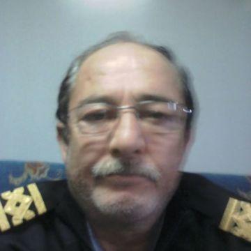 Ilhan Ordu, 60, Istanbul, Turkey
