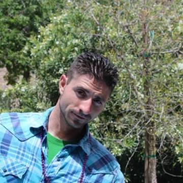 Justin Davidson, 31, Chechelnik, Ukraine