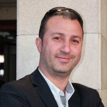 Ali İhsan YAVUZ, 38, Istanbul, Turkey