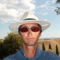 Federico Gazzotti, 44, Siena, Italy