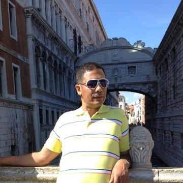ibrahim abramo, 31, Milano, Italy