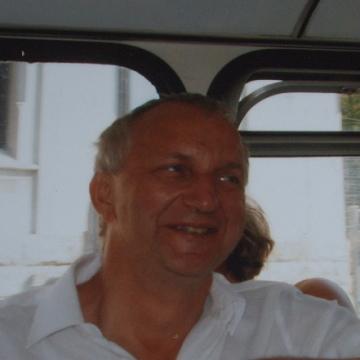 Holger Böhm, 58, Leipzig, Germany