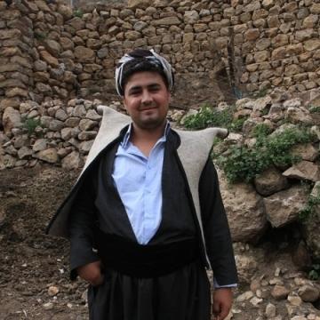 shwan, 35, Sulaimania, Iraq