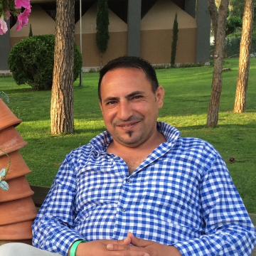 Ümit Atasever, 36, Istanbul, Turkey