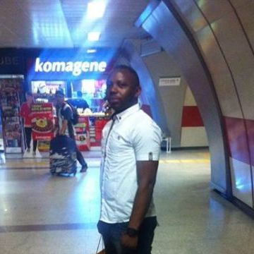 Kingsley George 198@gmail, 35, Istanbul, Turkey