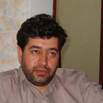 Alireza Heidari, 44, Amsterdam, Netherlands