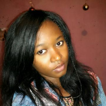 Steffie Titi Missengué, 21, Pointe-noire, Congo (Brazzaville)