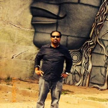 Vijay Daniel, 37, Hyderabad, India