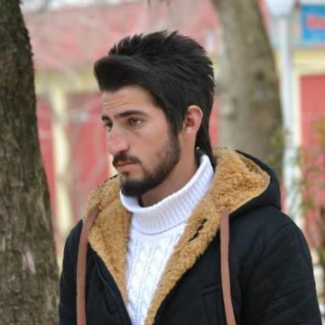muhammed, 21, Istanbul, Turkey