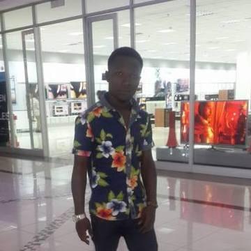Austine bassey, 24, Lagos, Nigeria