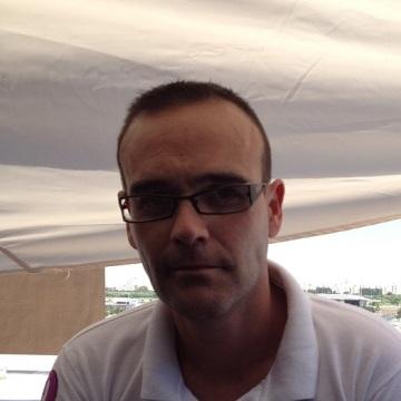 Daniel Pavo Galan, 41, Sevilla, Spain