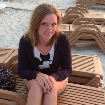 Julia Golovko, 29, Moscow, Russia