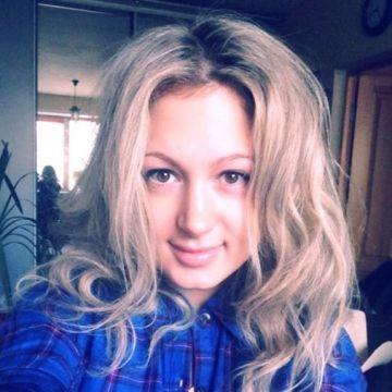 Mary Romashova, 23, Perm, Russia