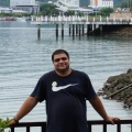 Hosam Fikry, 40, Abu Dhabi, United Arab Emirates