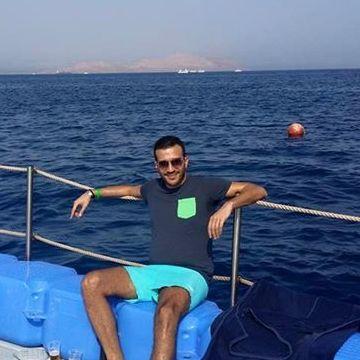 Yasser Oraby, 32, Dubai, United Arab Emirates