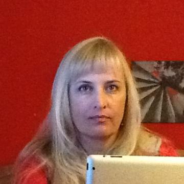 Iryna Vin, 44, Kiev, Ukraine
