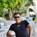 Vangelis Mavrom, 36, Corfu, Greece