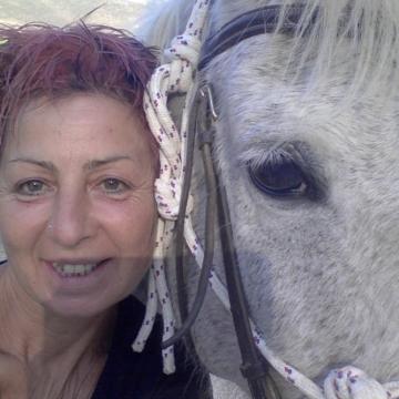 Stefania Cianferoni, 57, Firenze, Italy