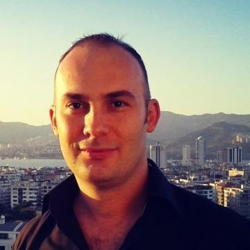 Ersen Giraylar, 33, Izmir, Turkey