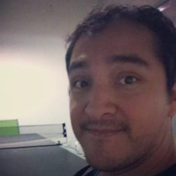 Dan Gaona, 35, Naucalpan, Mexico