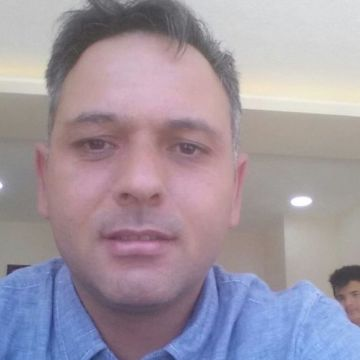 Sedat Akan, 41, Adana, Turkey