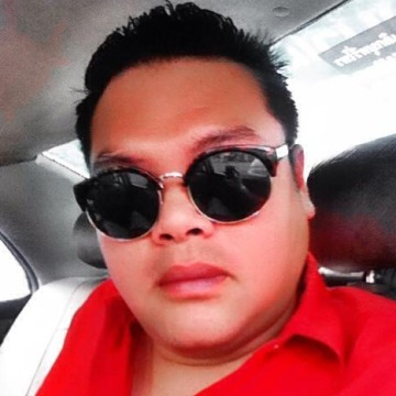 Worayut Si, 28, Bangkok, Thailand