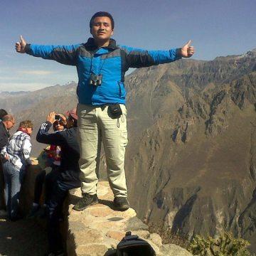 Mario Fernando, 23, Lima, Peru