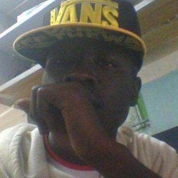 Benard Prinze, 20, Nairobi, Kenya