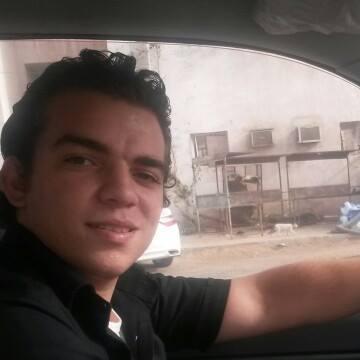 Martin, 25, Jeddah, Saudi Arabia