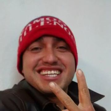 Daniel Mardones Espinoza, 33, Talagante, Chile