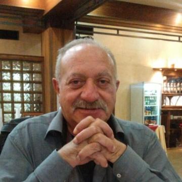 Gokalp, 59, Ankara, Turkey