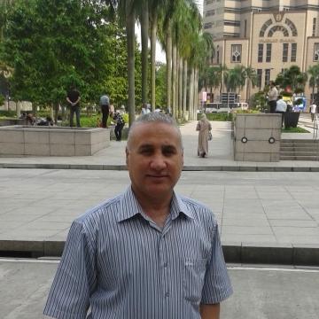 Saqar, 51, Bagdad, Iraq
