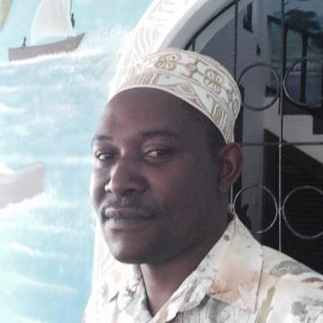 Japhet Ibrahim, 41, Malindi, Kenya