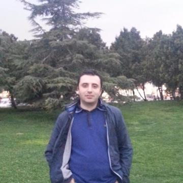 Doğan Kıransoy, 32, Istanbul, Turkey