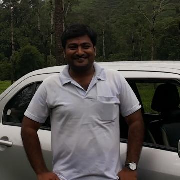 giridharan, 31, Chennai, India