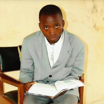 Abraham Anamloya, 35, Ghana, Nigeria