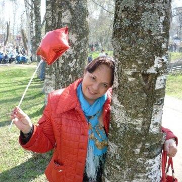 Irina Tsvetkova, 51, Syktyvkar, Russia