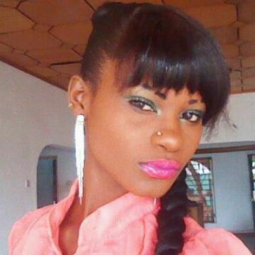 Jessica Linda, 28, Accra, Ghana