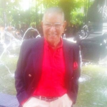 Sebastiao Marcos Vital, 59, Odessa, Ukraine