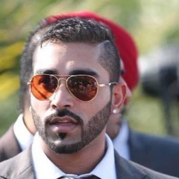 Mohammed Naqvi, 27, Dubai, United Arab Emirates