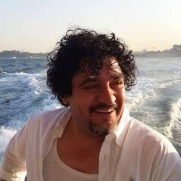 Hasan Alsuree, 46, Istanbul, Turkey