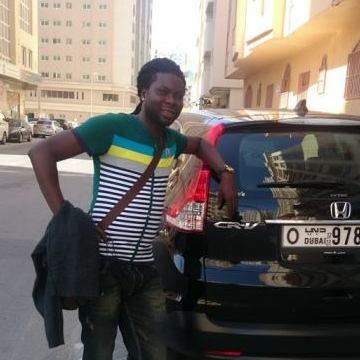 Etuhu ferdinand, 36, Dubai, United Arab Emirates