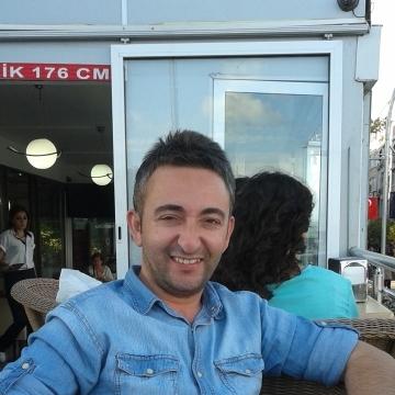 yılmaz, 33, Istanbul, Turkey
