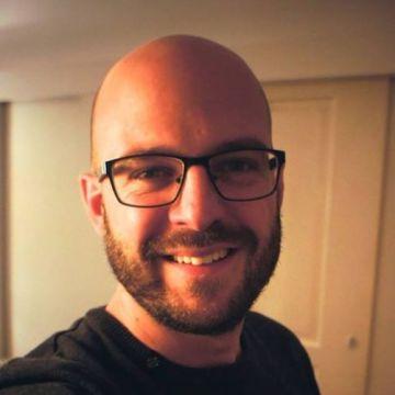 Will Abbott, 33, Budapest, Hungary